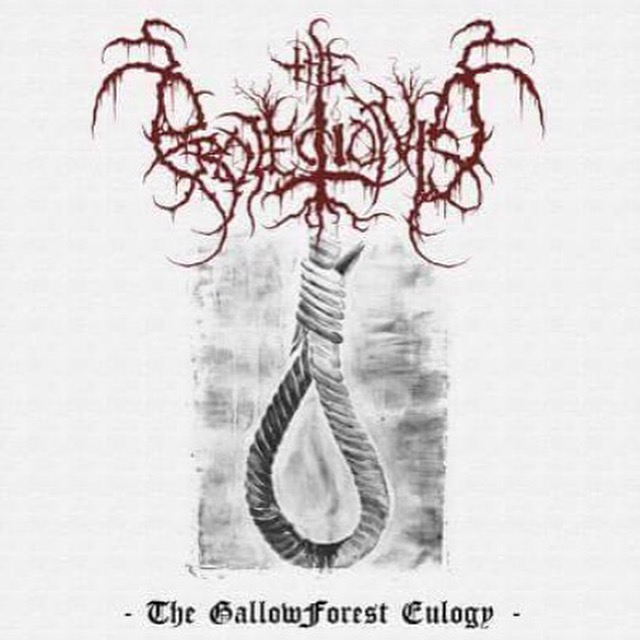 Artwork - The Gallow Forest Eulogy